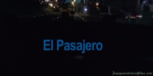 El Pasajero