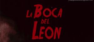 La Boca Del Leon